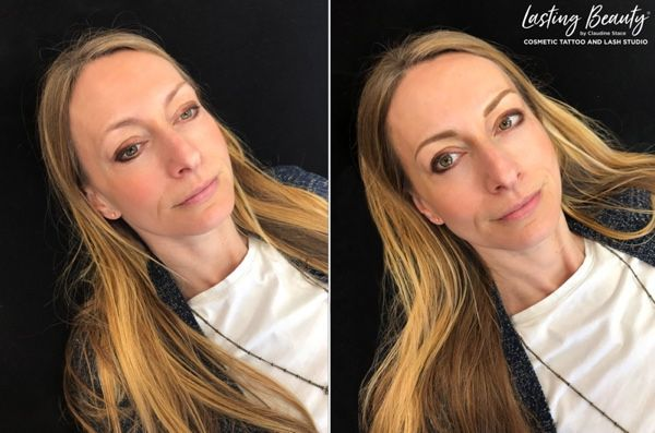 3 blonde ombre 40plus claudine stace permanent makeup cosmetic tattoo wellington lower hutt micropigmentation lasting beauty 600px